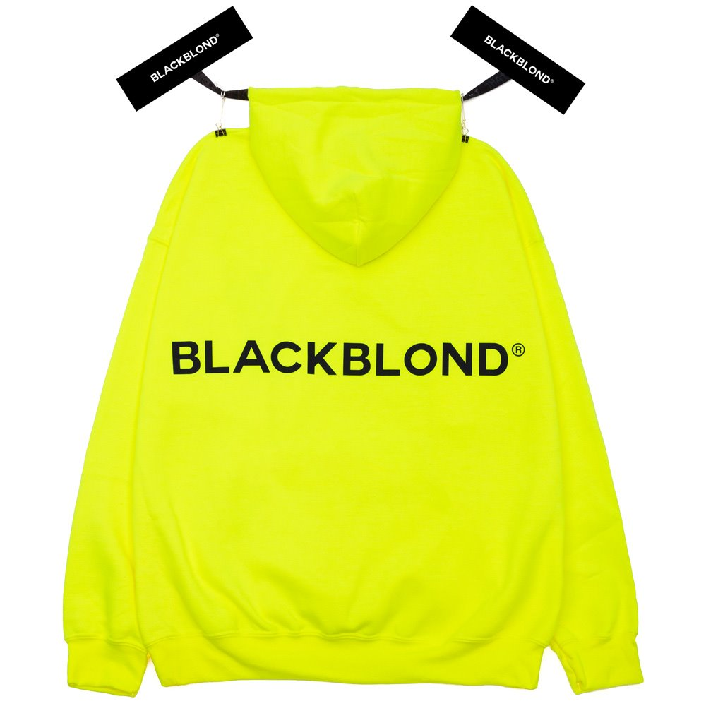 BBD Reflection Classic Smile Logo Hoodie (Neon)