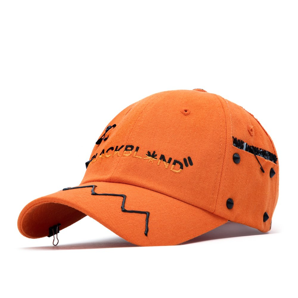 BBD Crazy Graffiti Cap Halloween Edition (Orange)