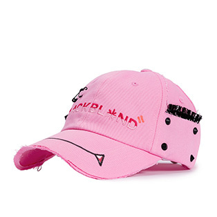 BBD Crazy Graffiti Cap Halloween Edition (Pink)