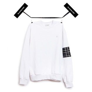 BBD Tweed Sweatshirts Ver.2 (White)