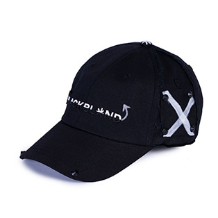 BBD Crazy Angeless Cap (Black)