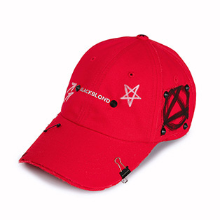 BBD Reflection Logo No Sympathy Cap (Red)