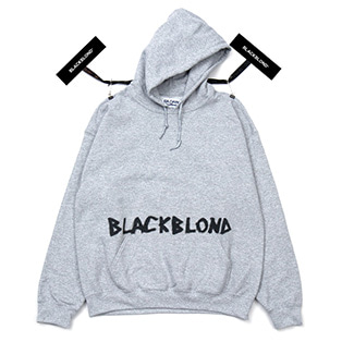 BBD Innocent Crime Hoodie (Gray)