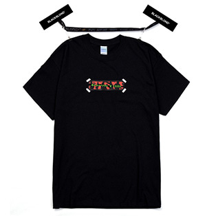 BBD Innocent Box Logo Short Sleeve Tee (Black)