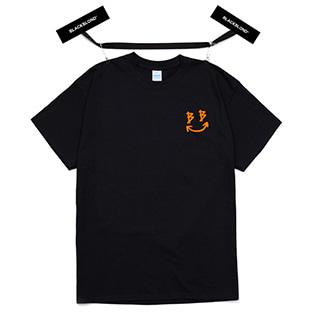 BBD Smile Logo Short Sleeve Tee (Black)