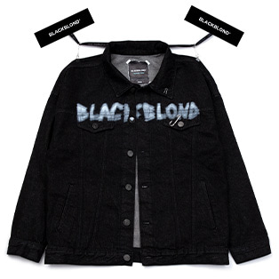 BBD Innocent Denim Jacket (Black)