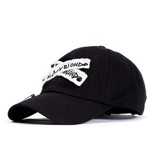 BBD X Patch Logo Cap (Black)