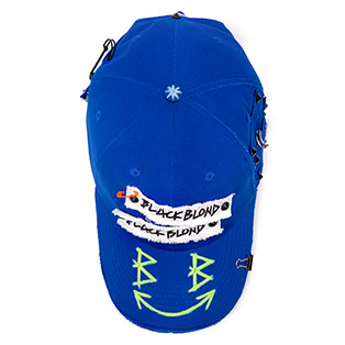 BBD Big Smile Patch Logo Cap (Blue)