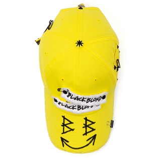 BBD Big Smile Patch Logo Cap (Yellow)