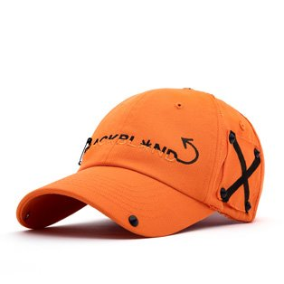 BBD Crazy Angeless Cap (Orange)