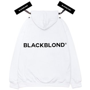 BBD Classic Smile Logo Hoodie (White)